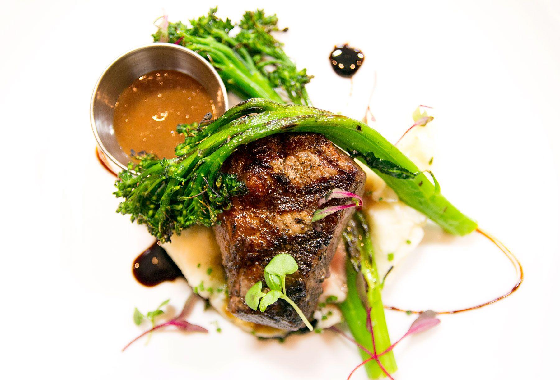 Zoes steak